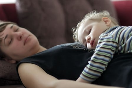 Sleep: Spring Cleaning for the Brain?