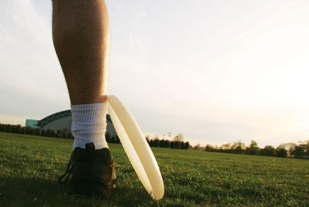 Extreme Frisbee