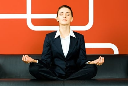 Meditate your way to health - and health care savings