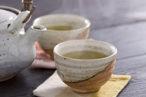 A Cuppa White Tea Fights Inflammation
