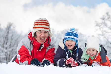 Five Fun Family Activities for the Holidays