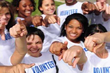 Celebrate National Volunteer Week!