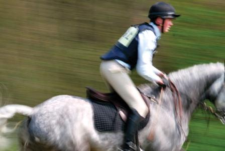 Thrills on Horseback