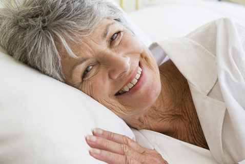 Sleep Quality Just May Improve with Age
