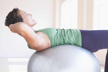 The Exercise Ball