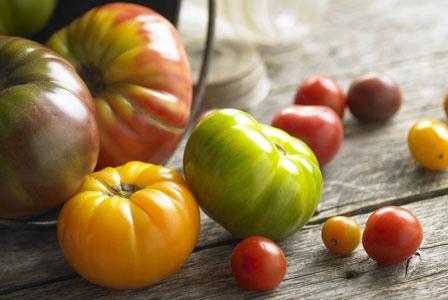 Meatless Monday: Tomatoes 5 Ways