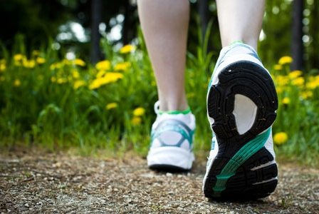 Having Trouble Remembering? Go for a Brisk Walk