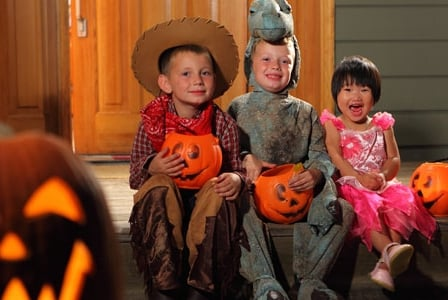 6 Tips for a Healthy, Happy Halloween