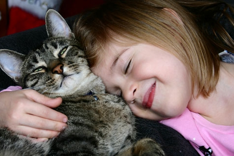 Pets Share the Love Every Day … and Keep Us Healthy