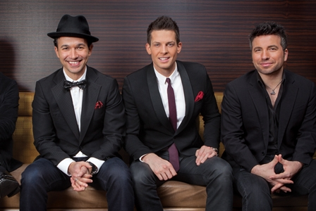Catch Up With The Tenors
