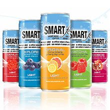 Enter to win a case of health and wellness drinks from SMARTfx