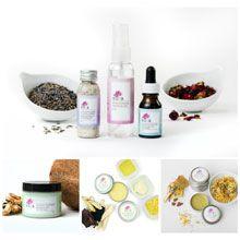 Enjoy handmade artisan skin care goodies from Sola Skincare!