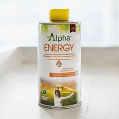 Get energized with Alpha!
