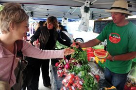 Support Your Farmers' Market