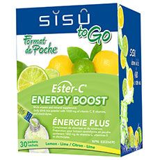 Stay Active and Hydrated This Summer with SISU Ester-C® Energy Boost!