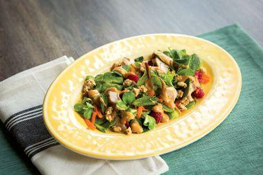 PB&J Salad