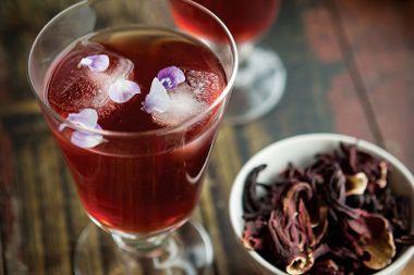 First Blush Iced Tea