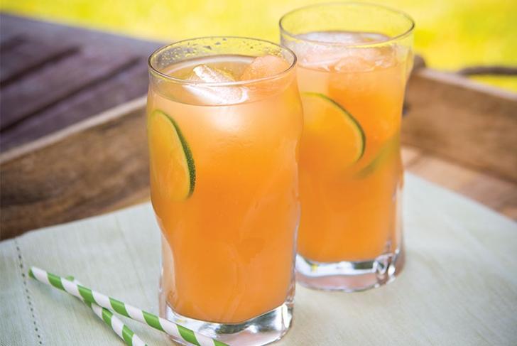 Cantaloupe Limeade