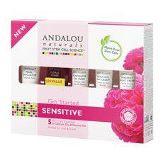 Andalou Naturals' 1000 Roses for Sensitive Skin