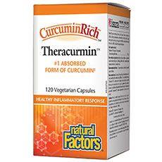 Natural Factors Theracurmin—Major Medical Breakthrough!