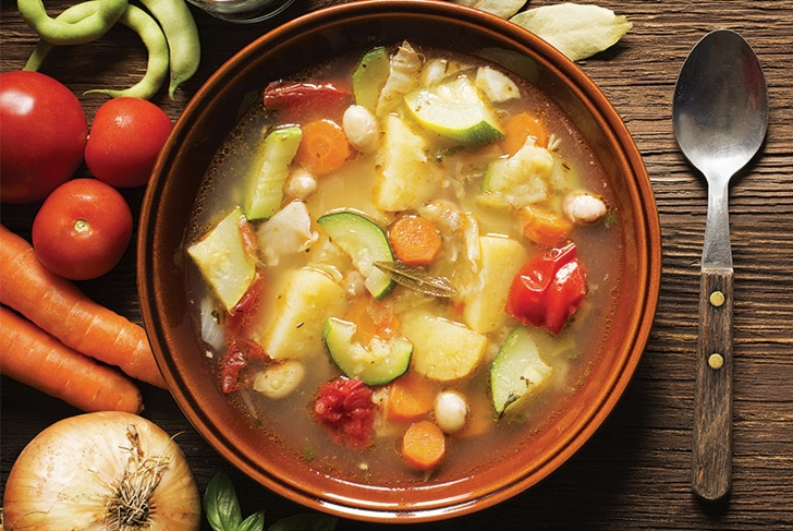 Cold & Flu-Fighting Foods