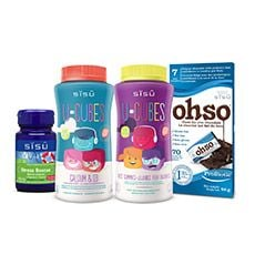 Keep Your Family Healthy and Happy This Fall with SISU!