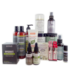 Go Natural with Scentuals Body Care from Nature!