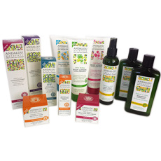 Andalou Naturals' Non-GMO Skin, Body, and Hair Care Giveaway