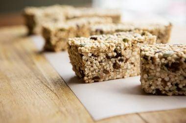 Seed Lover's Granola Bars