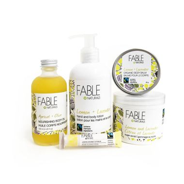 Treat Yourself to a DIY Spa Day with Fable Naturals
