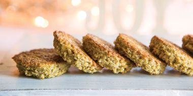 Feta and Dill Quinoa Cakes