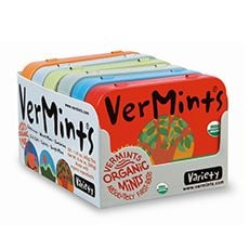 Freshen Your Holidays With VerMints: The Healthy Mint