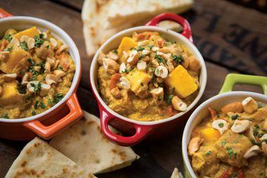 Triple C Curry