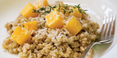 """Thyme Scented Barley """"Risotto"""""""
