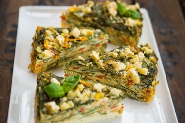 Egg-Ceptional Slow-Cooked Frittata