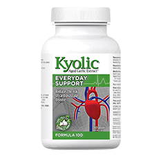 Win a 3-Month Supply of Kyolic Aged Garlic Extract!
