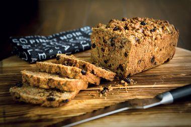 Whole Wheat Morning Glory Bread