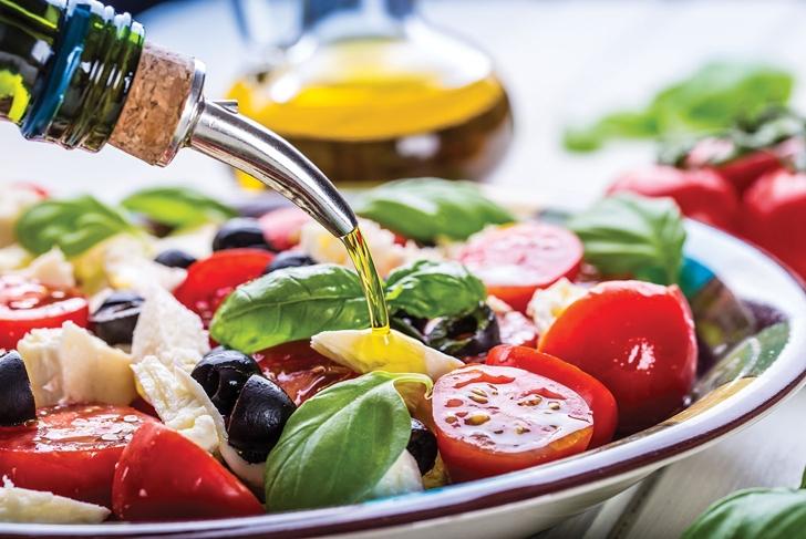 The Mediterranean Dietary Pattern