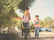 Growing Kids' Green Thumbs