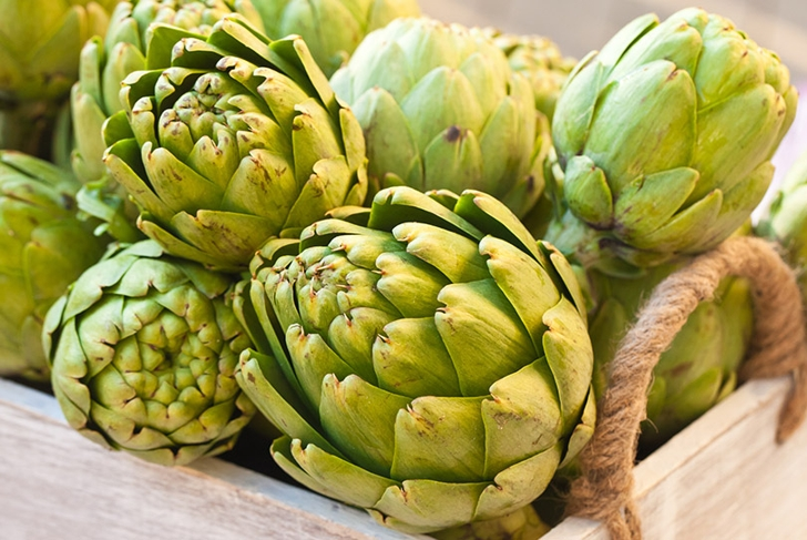 It's Time You Gave Your Heart to an Artichoke