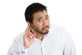 What's That You Say? It's Speech and Hearing Awareness Month?