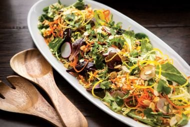 Aromatic Mexican Salad