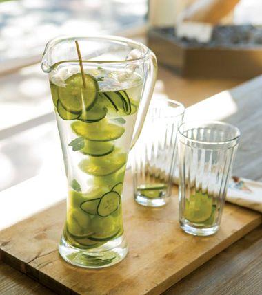 Cucumber, Melon, Mint Mixer