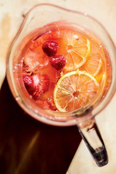 Watermelon, Raspberry, Lemon Slush