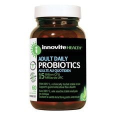 Win 1 of 4 Adult Daily Probiotics—Your Probiotic Solution!