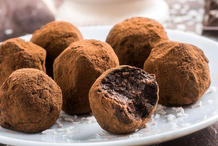 Snack Clean Truffles