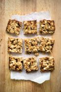 Almond-Spiked Apple Pie Bars