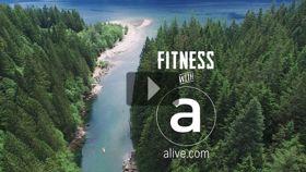 Fitness Teaser: Paddleboarding