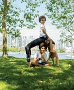 The Yoga Mom: Josephine Jacob