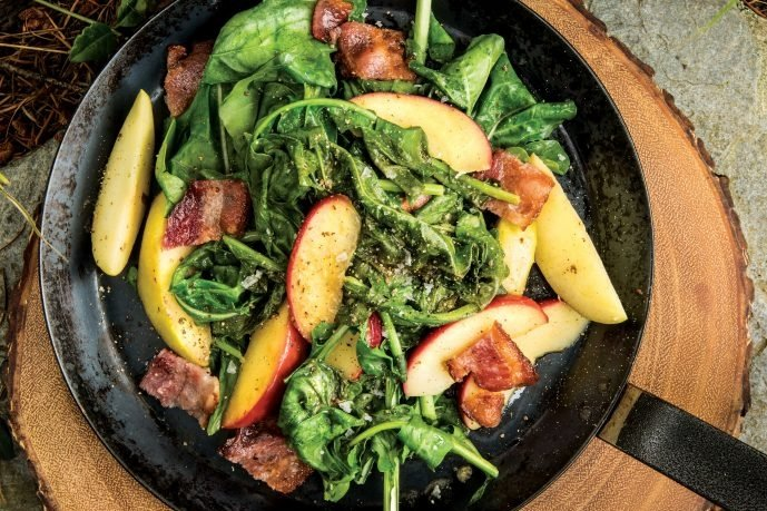 Dandelion-Greens-with-Apples-Bacon-MHWD5315-2-690x518
